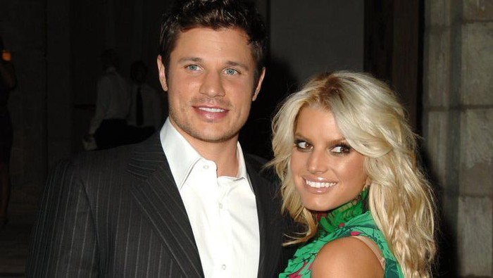 Nick Lachey dan Jessica Simpson. (Foto: dok. Getty Images)