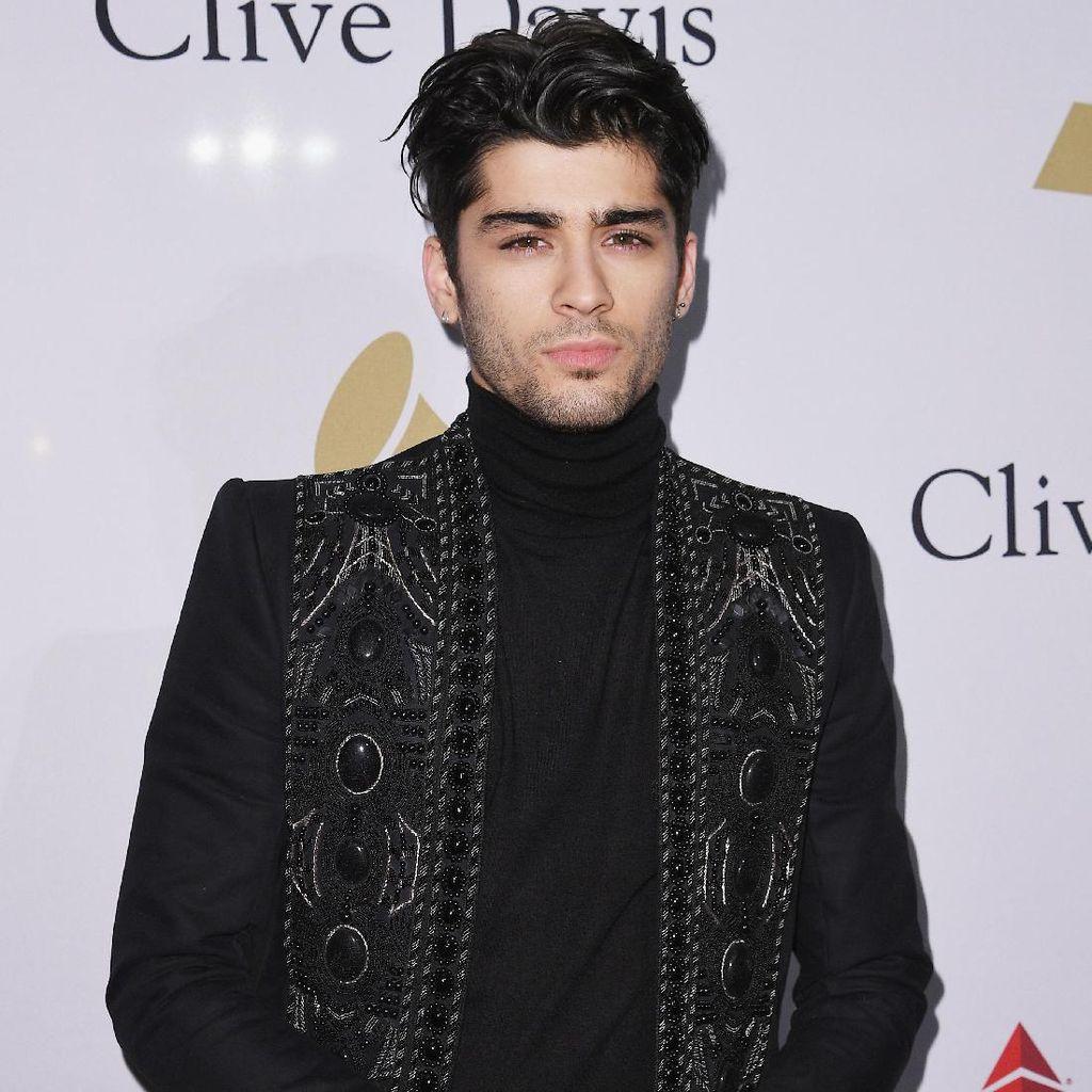 Zayn Malik Beri Kode Album Kedua di Instagram?
