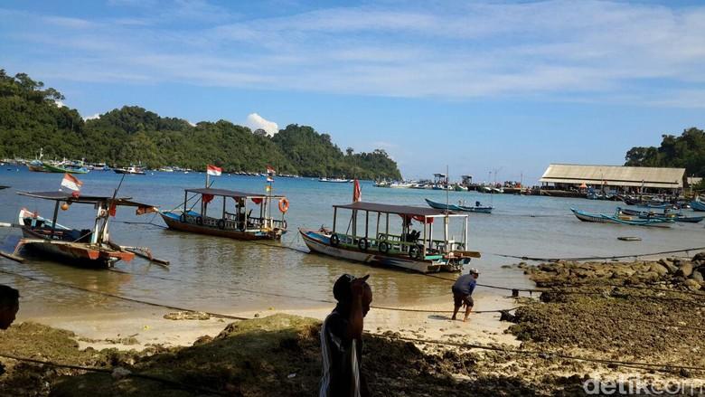 Aneh, Retribusi Pulau Sempu Tak Masuk Kas Desa