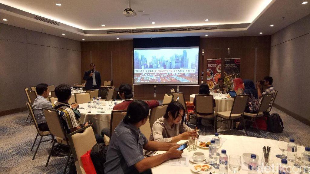 Singapore Tourism Board akan Buka Kantor di Surabaya