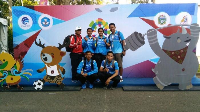 Foto: Booth Kominfo dalam Olimpiade Olahraga Siswa Nasional (Dok. Kominfo)