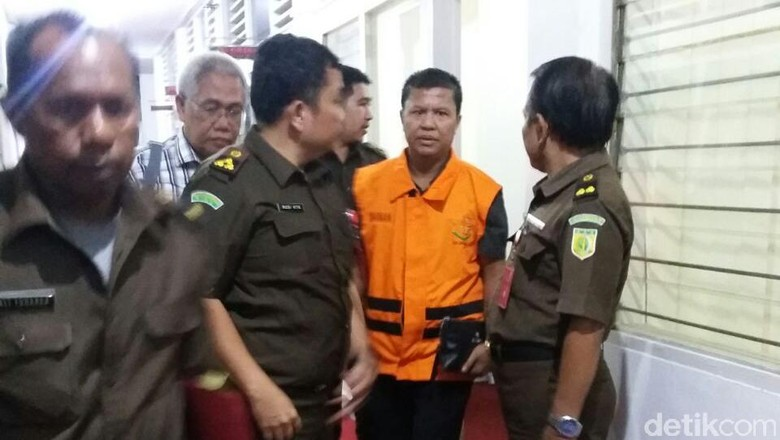 Para Saksi Kompak Kembalikan Uang Korupsi Kab Pelalawan Rp 700 Juta