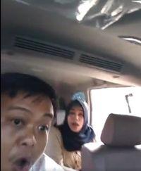 Viral Video Driver GrabCar Cekcok dengan Penumpang Soal Lokasi Antar
