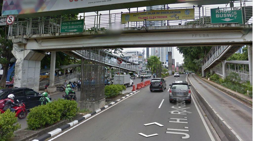 Jakarta Sudah Terapkan Tilang Melalui CCTV