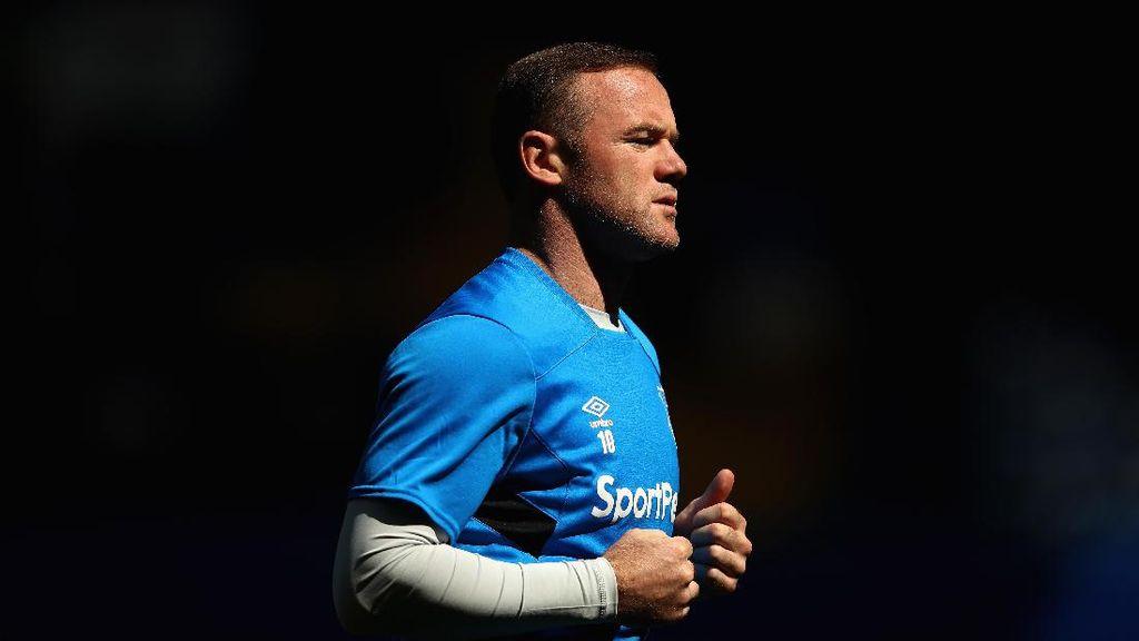 Rooney Tolak Tawaran dari China karena Masih Menginginkan Tekanan