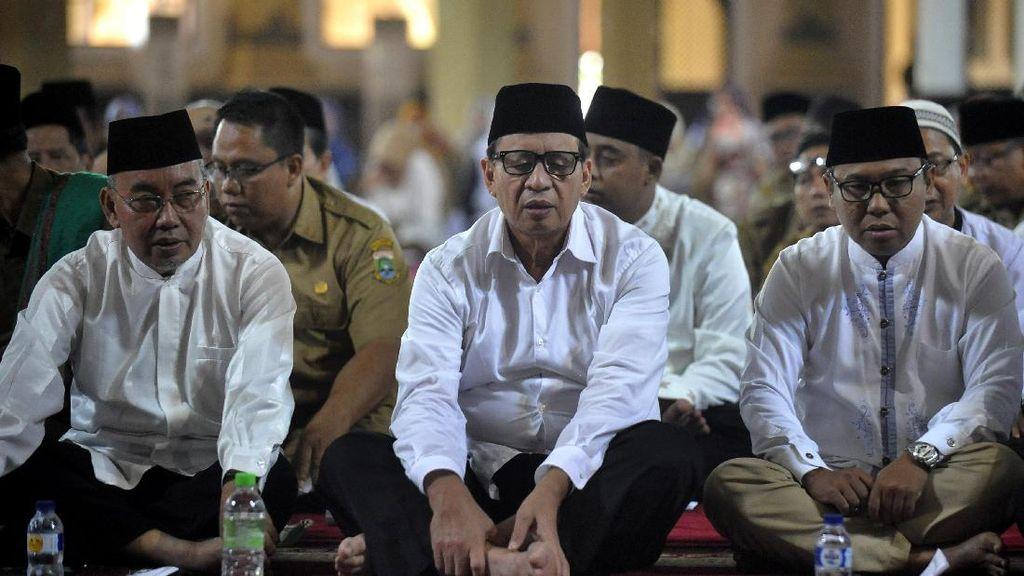 Lantik Pejabat Baru, Gubernur Banten: Bukan Pendukung Saya