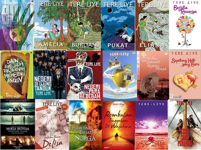 Soal Pajak Penulis Tinggi, Sri Mulyani Janji Segera Temui Tere Liye