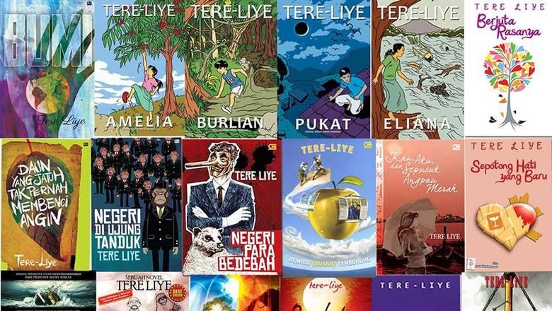 Tak Lagi Terbitkan Buku Fisik, Cerita Baru Tere Liye Diumumkan di Fanpage