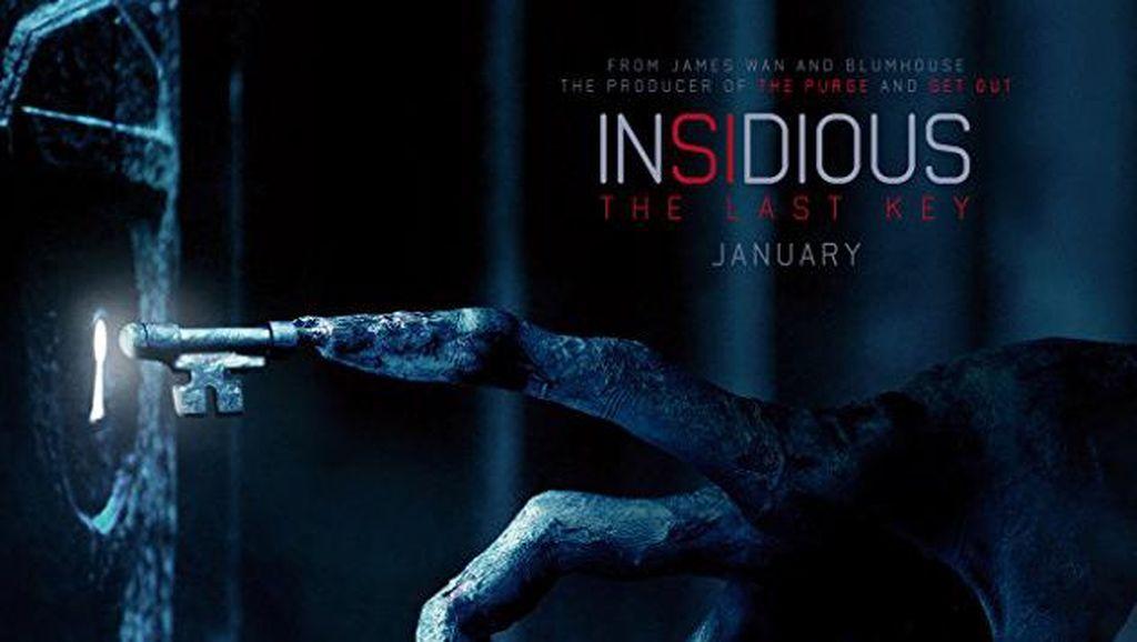 Insidious: The Last Key Tampilkan Masa Lalu Dr. Elise Rainer