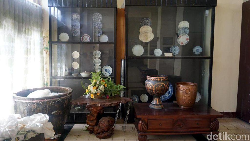 Foto: Isi Museum Kedaton Sultan Ternate