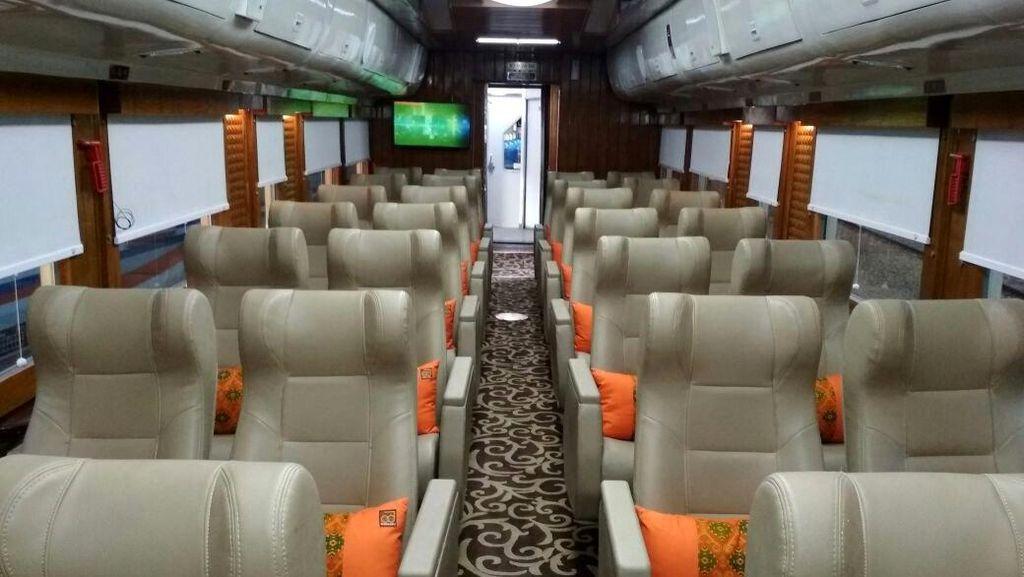Hore! Tiket Kereta ke Semarang Diskon 10%