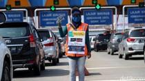 Debat Penolak e-Toll Vs Petugas, Jasa Marga: Lewat Tol Ya Nontunai