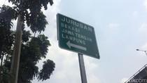Rambu Lalin ke Lampung Lewat Bekasi akan Ditutup