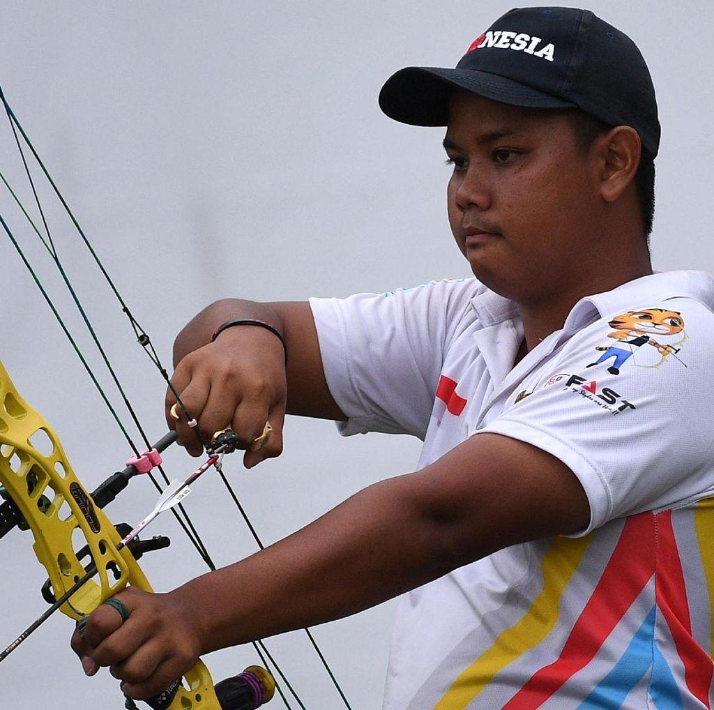 Busur Lawas Disebut Jadi Biang Hasil Kurang Sip di Kejuaraan Asian