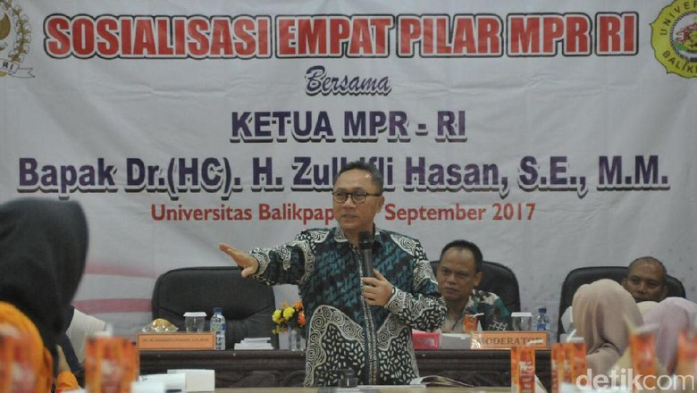 Ada 17 Ribu Lowongan CPNS, Ketua MPR: Perhatikan Luar Jawa