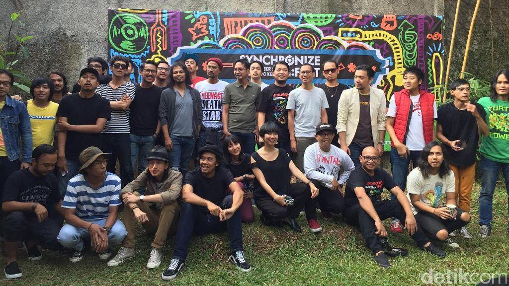 Ini Line Up yang Siap Panaskan Synchronize Fest Hari Pertama