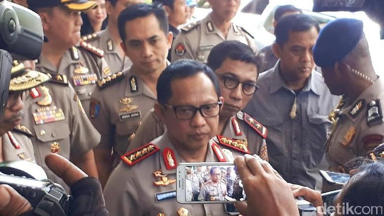 Cerita Jenderal Tito Ditegur Basaria soal Pejabat Polri Wanita