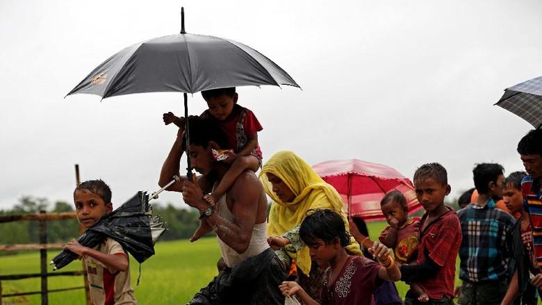 Gedung Putih Kecam Kekerasan terhadap Rohingya di Myanmar