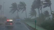 Foto: Puerto Rico Saat Kena Badai Irma