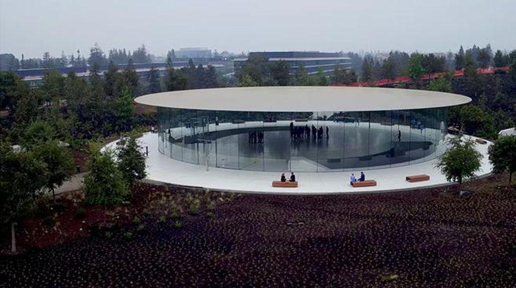 Inilah Steve Jobs Theater, Lokasi Peluncuran iPhone 8