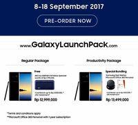 Galaxy Note8 Pre Order, Pilih yang Mana?