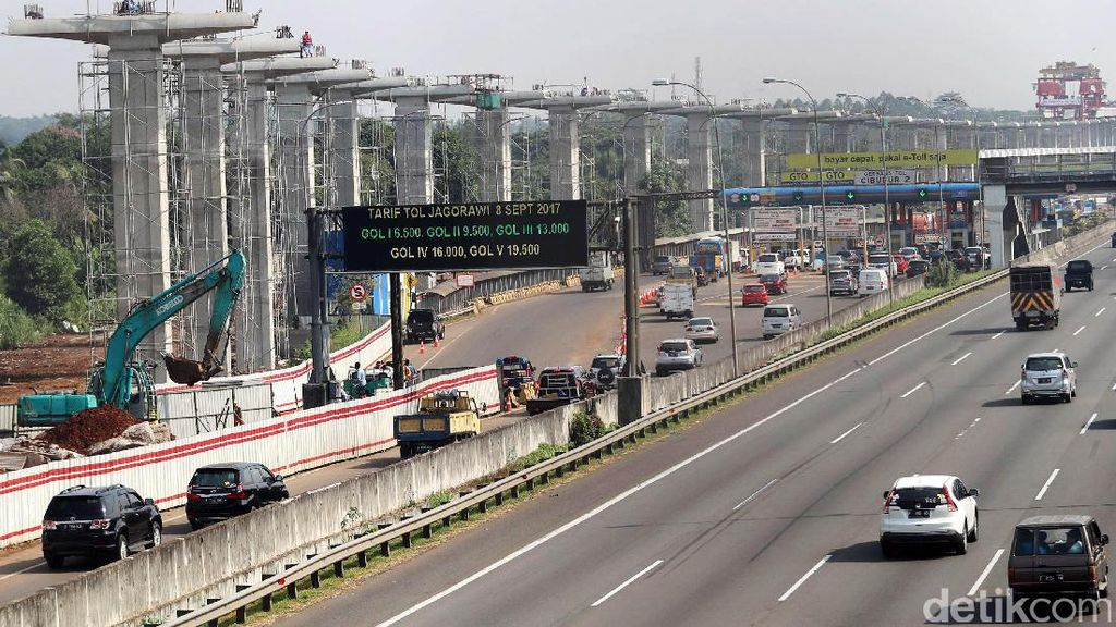 Pekerjaan LRT Jabodebek Dihentikan Sementara Jelang Tahun Baru
