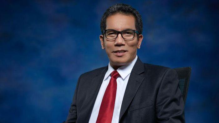 Direktur Penilaian Perusahaan BEI Samsul Hidayat. Foto: Dok. Istimewa