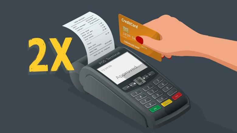 Pengusaha Tuding Kebocoran Data Nasabah Karena Sales Kartu Kredit