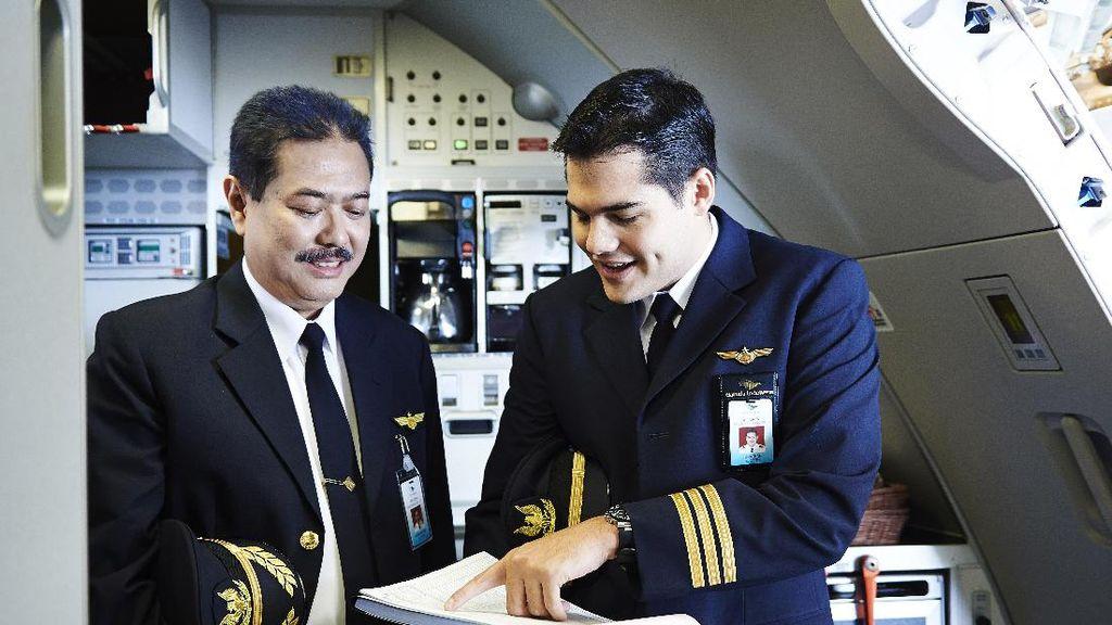 Ratusan Pilot Nganggur, Menhub akan Kurangi Sekolah Penerbangan