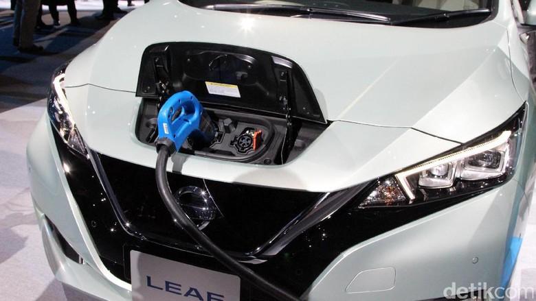 Di Jepang Saja, Mobil Listrik Belum Terlalu Ngetop