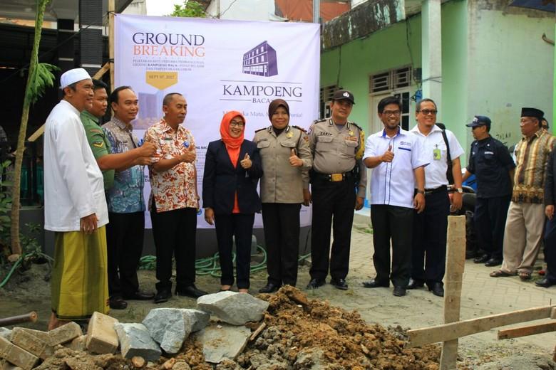 Kampung Baca akan Dibangun di Rawa Bokor Tangerang