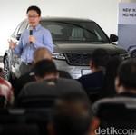 Indonesia Negara Pertama di ASIA Tenggara yang Mencicipi Range Rover Velar
