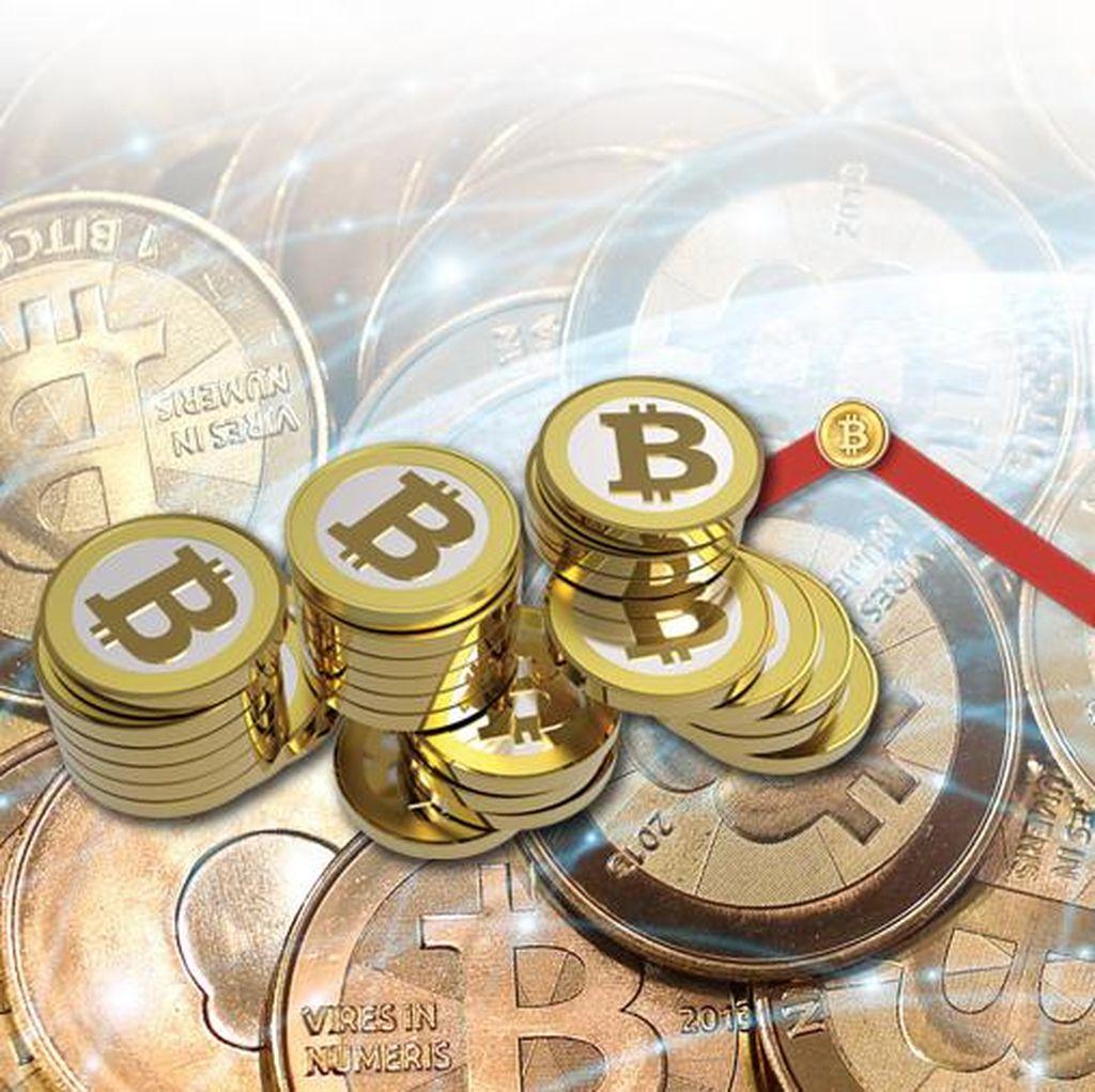 Sehari Ada 34 Juta Serangan Demi Pesaing Bitcoin