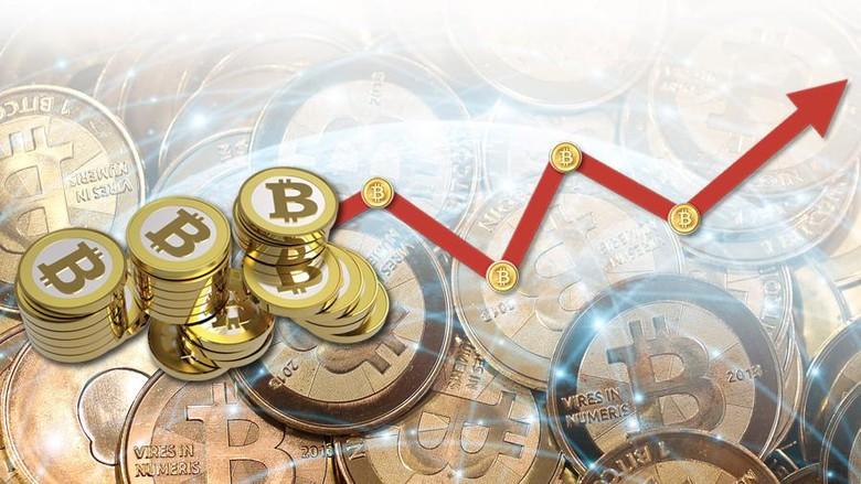 Bikin Kaget, Harga Sekeping Bitcoin Tembus Rp 74 Juta