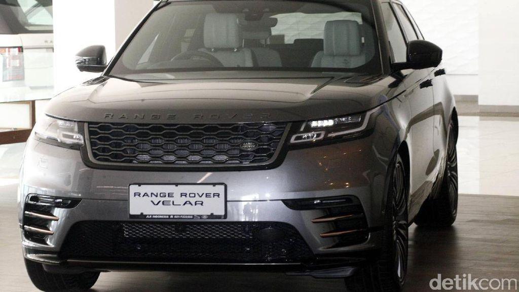 Dijual Mulai Rp 2 Miliaran, Velar Jadi Varian Paling Irit Range Rover