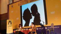 Cyntha Hariadi Rangkum Pengalaman Jadi    Ibu dalam Puisi