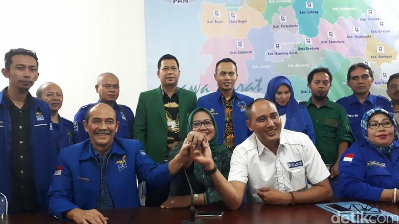 Poros Koalisi Baru Bingung Tentukan Calon untuk Pilgub Jabar 2018