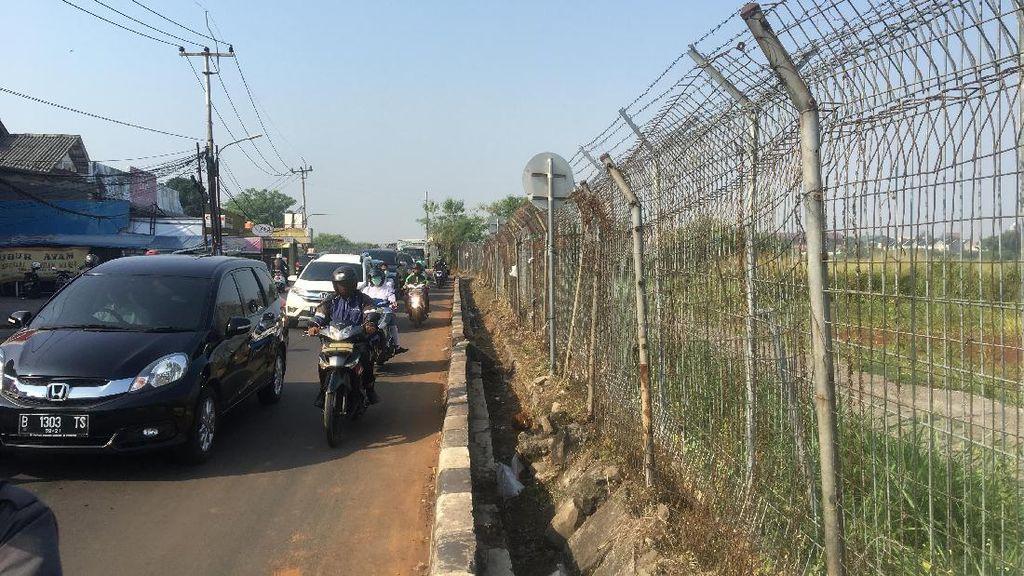Masalah Klasik Penyebab Macet ke Bandara Pondok Cabe