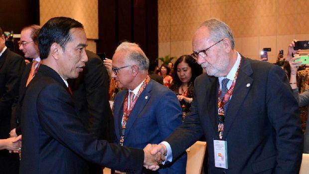 Presiden Jokowi jadi pembicara kunci pada Forum Notaris se-Asia di Bali