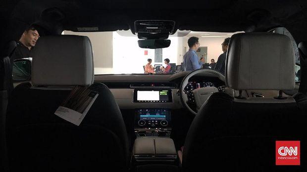 Range Rover Boyong SUV Premium Velar ke Indonesia