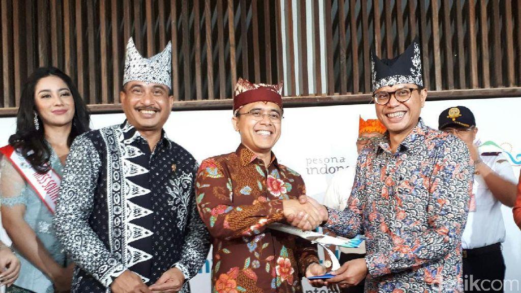 Sah! Garuda Resmi Terbangi Rute Jakarta-Banyuwangi