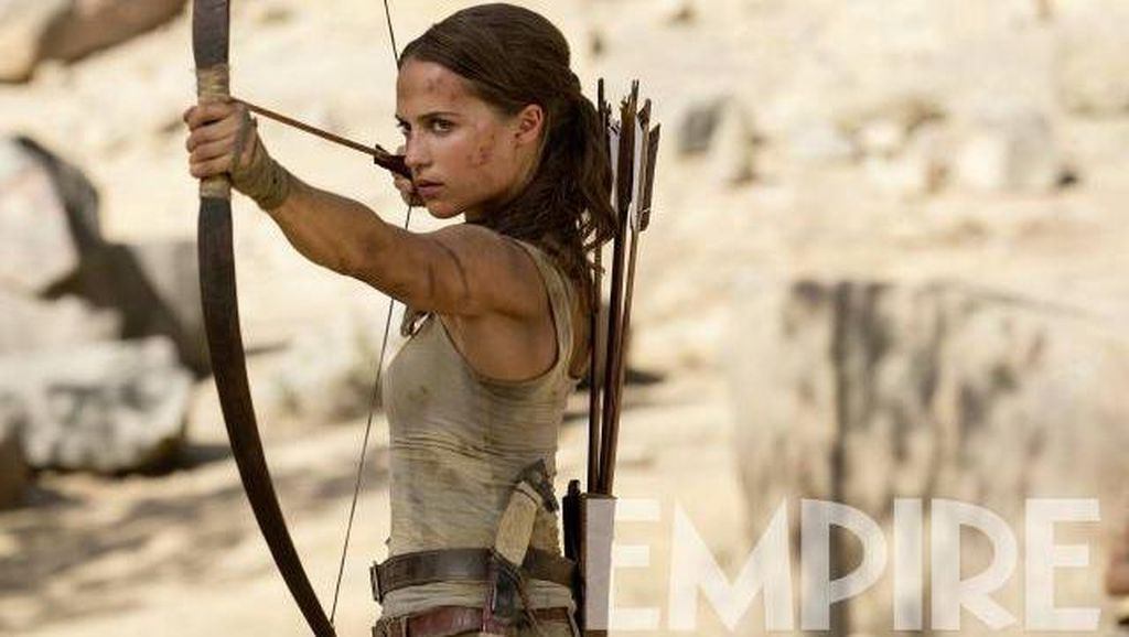 Film Tomb Raider Akan Tayang 16 Maret 2018