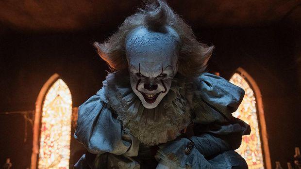 Terlalu Seram, Bill Skarsgard Bikin Nangis Para Aktor Anak Film 'It'