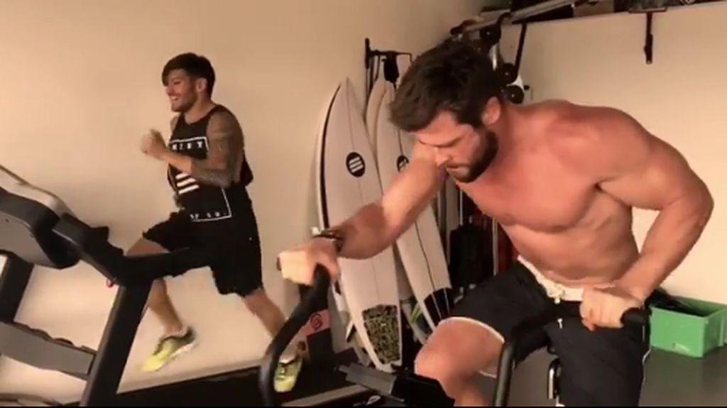 Demi Menjadi Thor, Chris Hemsworth Disiksa dengan Latihan Ini