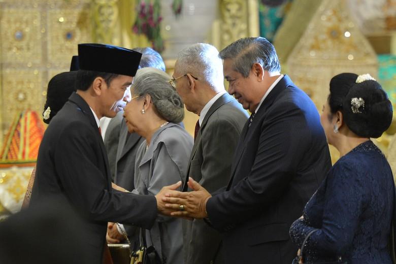 SBY Akan Kondangan ke Pernikahan Kahiyang-Bobby