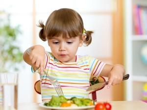 Dengan 6 Trik Ini Anak Akan Selalu Punya Selera Makan