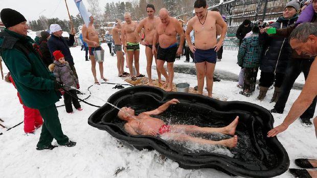 Kegiatan ini jadi favorit orang Rusia