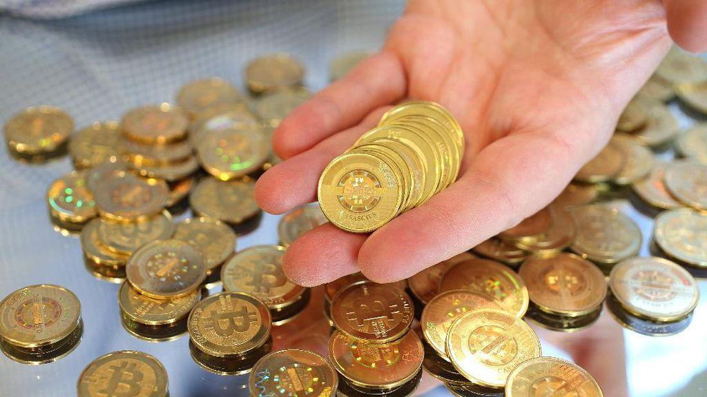 BI Beberkan Sejumlah Kasus Bitcoin, Apa Saja?