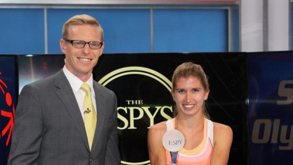Keren! Idap Autisme Tak Halangi Mimpi Brittany Jadi Atlet Tenis