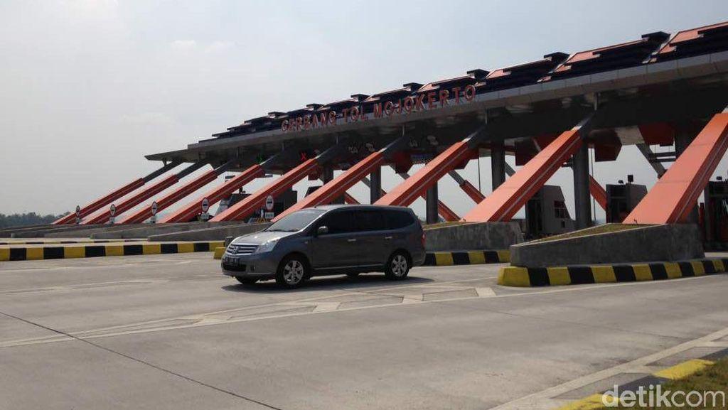 Ruas Tol Mojokerto-Kertosono Diresmikan Jokowi Besok